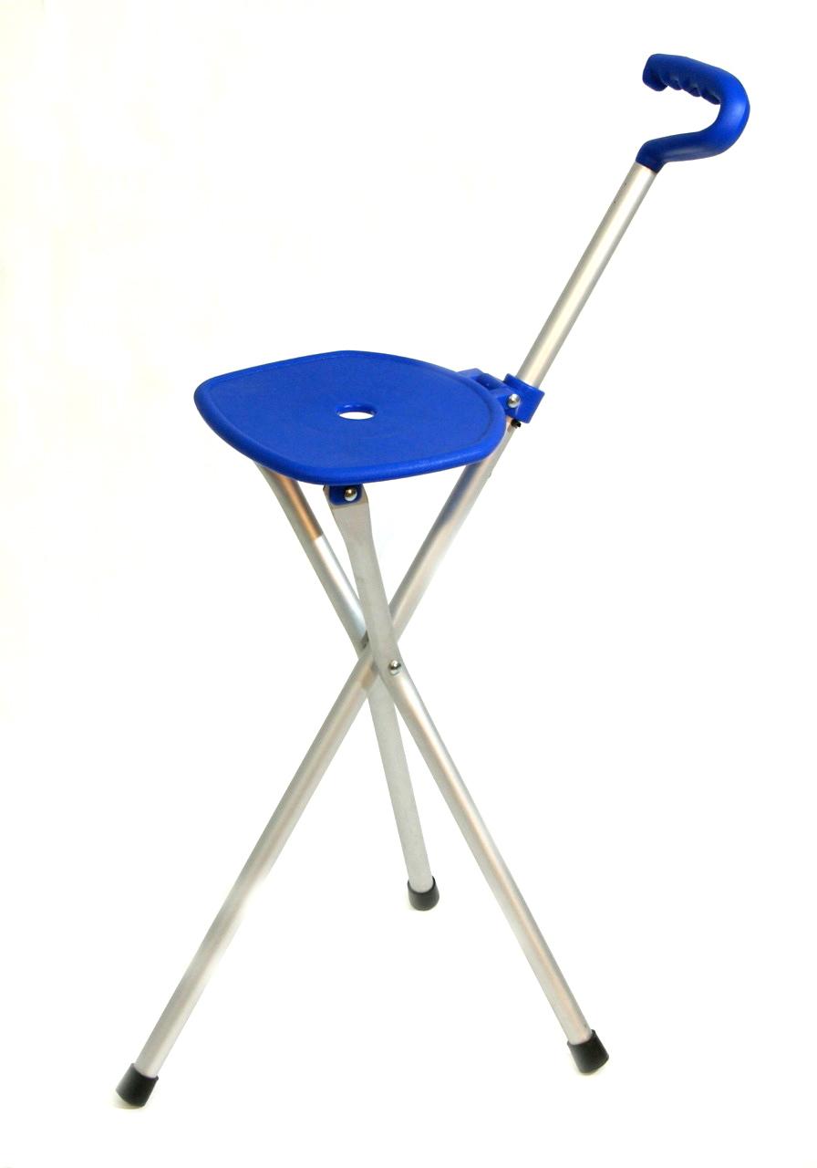 Allied Medical Folding Seat Cane