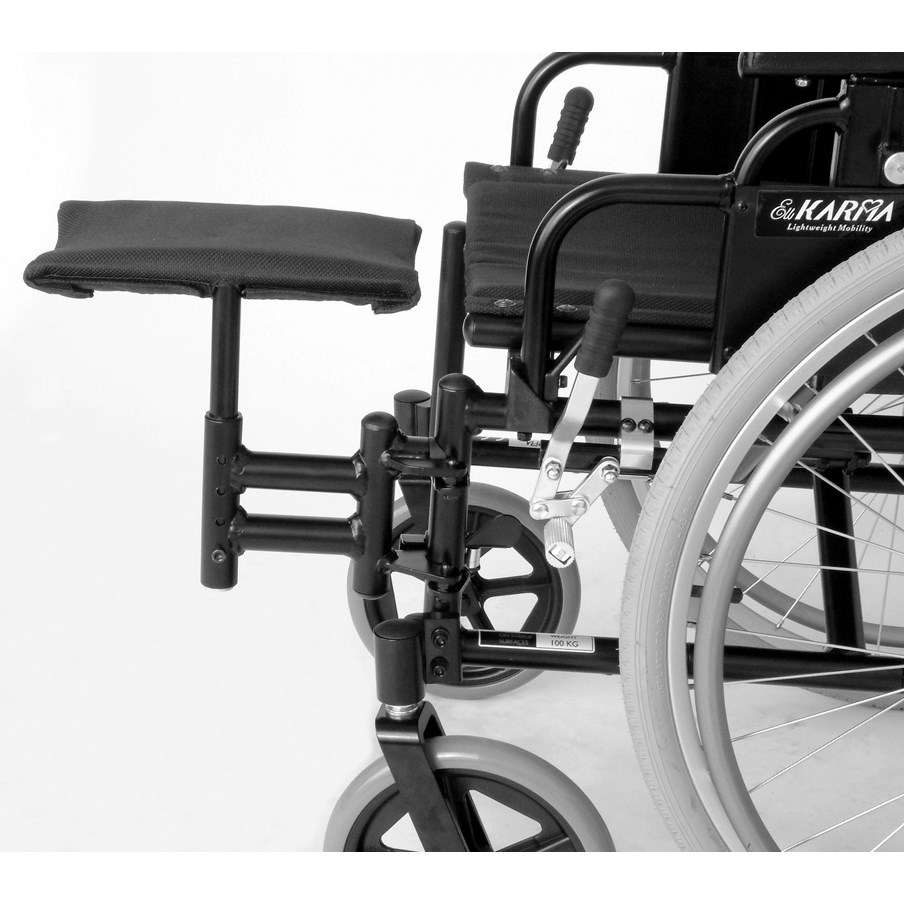 Allied medical karma transit lightweight wheelchair for Wheelchair accessible homes for sale near me